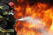 20 تیم آتش نشانی در شهرکرد فعال می شود