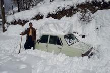 بخشدار: برق هفت روستای منطقه اورامان قطع است