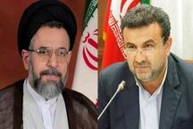 حسین زادگان با وزیر اطلاعات برای گردشگری صفی آباد رایزنی کرد