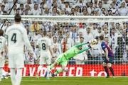 برد رئال مادرید با دبل بنزما مقابل ایبار