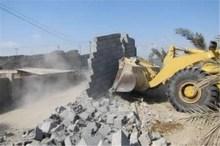 3950 متر مربع از اراضی جنوب کرمان رفع تصرف شد