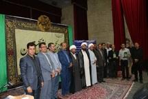 ششمین دوره سوگواره شعر مجتبوی در داراب برگزار شد