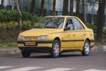 رانندگان تاکسی های رشت زبان انگلیسی می آموزند