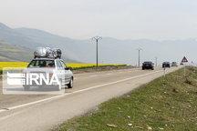 افزون بر ۱۷ میلیون خودرو در جادههای زنجان تردد کردند
