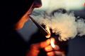 بلبل آباد؛ روستای بدون دخانیات در بشاگرد