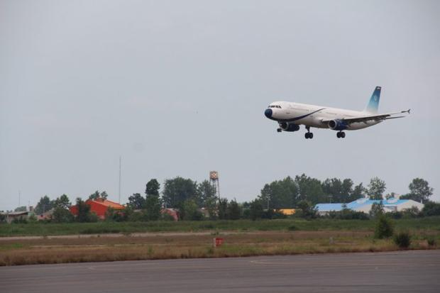 پروازهای فرودگاه ارومیه طبق برنامه انجام می شود