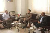مدیرکل آموزش و پرورش کردستان از خبرگزاری ایرنا بازدید کرد