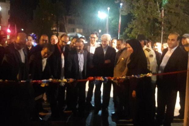دهکده هنر و بازیهای ملل در بوستان ملت تهران برپا شد