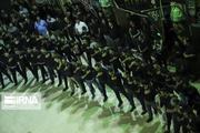 کردستان در عزای غیرت تمام