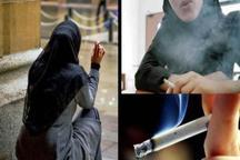 افزایش 15 درصدی مصرف دخانیات در میان زنان یزدی  تغییر گرایش ها از سیگار به قلیان