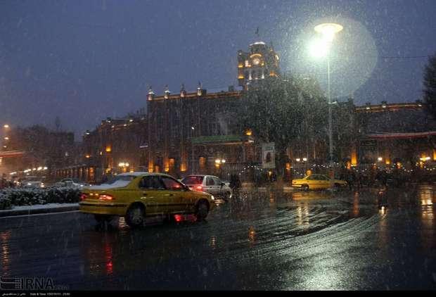 برف و باران از فردا مهمان آذربایجان شرقی است