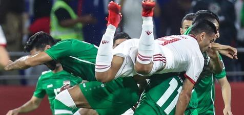 فائقی: بازی با عراق برای تیم ملی سرنوشت ساز است/ عراق به دنبال نشان دادن امنیت در کشورش بود