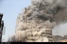 نحوه شروع آتشسوزی پلاسکو مشخص شد