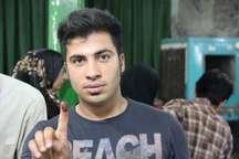 بیش از 6 هزار 500 رای اولی ورامینی در انتخابات شرکت میکنند