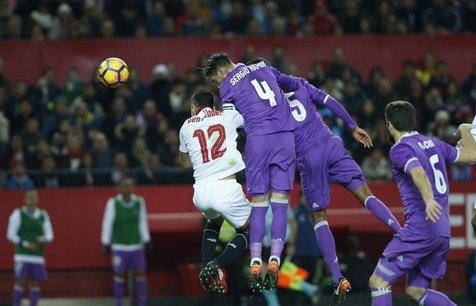 رئال مادرید در یک قدمی قهرمانی قرار گرفت
