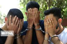 ۵۳ متهم فراری در گنبدکاووس دستگیر شدند
