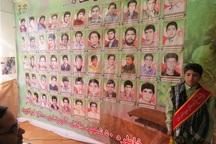 برگزاری یادواره 50 دانشآموز شهید شهرستان ابرکوه