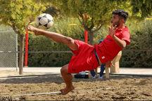 ورزشکاران گلستان نایب قهرمان فوتوالی جهان شدند