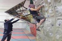 نفرات برتر مسابقات سنگنوردی قهرمانی کهگیلویه وبویراحمد مشخص شدند