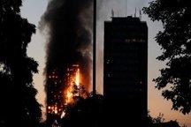 کوچکترین سرنخی دال بر تروریسی بودن آتشسوزی برج گرنفل وجود ندارد