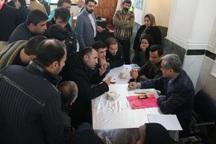 لبخند رضایت شهروندان لاهیجانی در دیدار با مسئولان