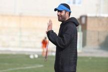 کار تیم فوتبال 90 ارومیه در دور برگشت لیگ دسته یک سخت تر است