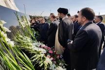 یادمان کنگره سه هزار شهید استان قزوین رونمایی شد