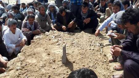 پیکر تصویر بردار «پرس تی وی» در کابل تشییع شد