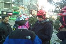ایستگاههای دوچرخه در پایتخت توسعه می یابد