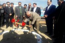 عملیات احداث دومین مدرسه اتباع افغانستان در ورامین آغاز شد