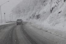 پیش بینی وقوع بارش برف در ارتفاعات چهارمحال و بختیاری