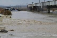 سیلاب 2مسیر در جنوب سیستان و بلوچستان را بست
