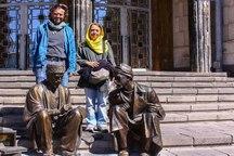 حضور گردشگران خارجی در آذربایجان شرقی 17 درصد افزایش یافت