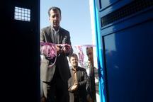 افتتاح طرح های عمرانی در بانه و دیواندره