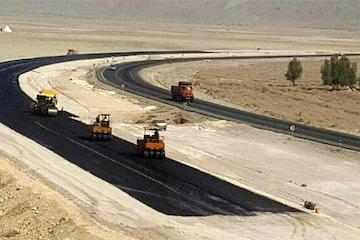 فعال بودن ۳۰ پروژه راهسازی در استان مرکزی