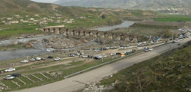 بیش از 1.3 میلیون نفر از جاذبه های گردشگری آذربایجان شرقی دیدن کردند