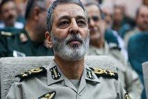 فرمانده کل ارتش: آماده مقابله با تهدید دشمن در هر سطحی هستیم