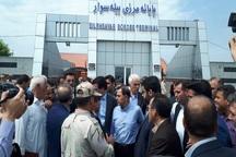 روابط  ایران و جمهوری آذربایجان  رو به توسعه است