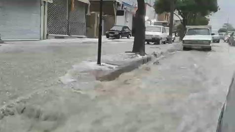 پنج شهر خراسان رضوی درگیر سیلاب هستند