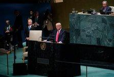 سی ان ان: آمریکا نباید رئیس جمهوری داشته باشد که مایه خنده جهان باشد!/ نیویورک تایمز: حضار، ترامپ را فردی «سبک، لوس و دمدمی مزاج» دیدند/ آسوشیتدپرس: انزوای ترامپ بار دیگر نمایان شد
