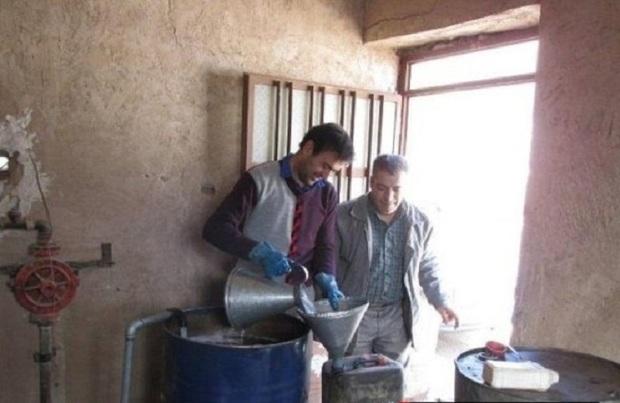 77 روستای شیروان سوخت زمستانی دریافت می کنند
