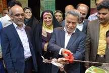 آغاز بکار نمایشگاه ملی صنایع دستی در یزد