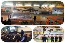 مسابقات الیت کیک بوکسینگ کشور در قزوین با قهرمانی گیلان پایان یافت