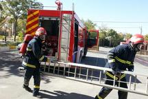 570 عملیات امداد توسط آتش نشانان آستانه انجام شد