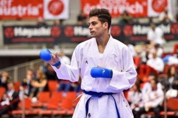 کاراته کا کرمانشاهی از کسب مدال در لیگ جهانی بازماند