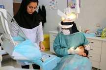 پزشکان جهادگر دزفولی 120 نفر را ویزیت رایگان کردند