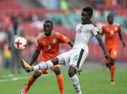 غنا با پیروزی برابر نیجر به جمع 8 تیم جام جهانی نوجوانان راه یافت