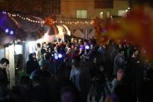 دومین جشنواره خیابان غذای مشهد افتتاح شد