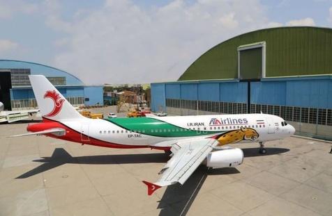 توضیح یک شرکت هواپیمایی درباره استفاده تجاری از هواپیمای تیم ملی