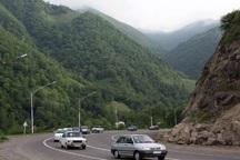 محدودیت ترافیکی محور آستارا-اردبیل آغاز شد
